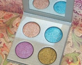 Vintage Carousel Pressed Eyeshadow Palette - Spring 2012 Collection - Limited Edition