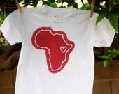 Custom Shirt Order For Lisa - 6 Haiti