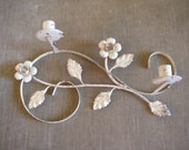 Beautiful wall candle sconce