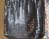 Fabulous midnight sequins purse