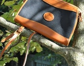 Vintage Dooney and Bourke All Weather cross body bag