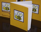 Bumble Bee Mini Notebooks Party Favors (set of 10)