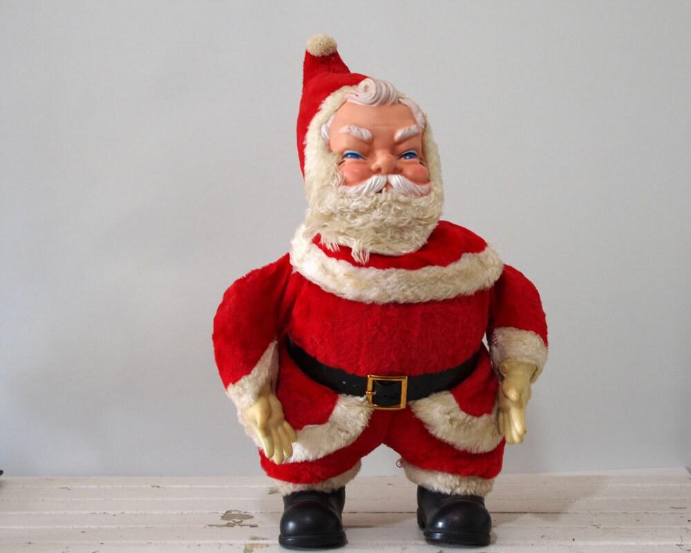 Vintage Santa Doll 43