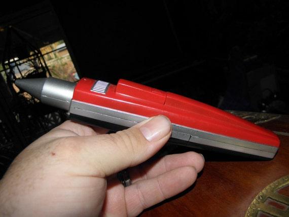 Star Trek Medical anabolic Protoplaser from Dr Mcoy's medical kit