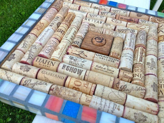 Wine Cork Trivet Ready to Ship