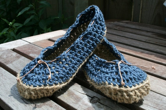Crochet PATTERN summer Dad's summer jute sandals (76)