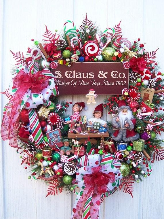 Making Toys For Santa Elves and Santa by UpTownOriginals ...