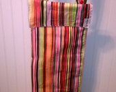 Hanging Family Cloth Wet Bag (Hangs on Toilet Paper Roll Holder)