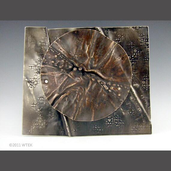 Lunar Remembrance - Wall Piece no. 4
