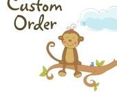 Custom Order for Sue P.