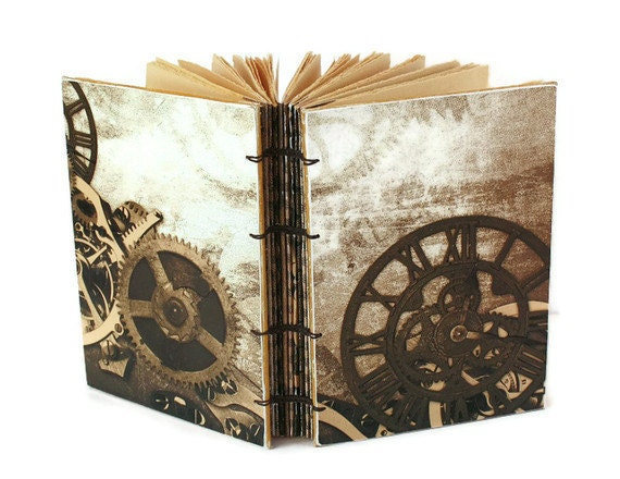 Steampunk Gear Journal