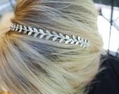 Venus Headband - vintage inspired bride