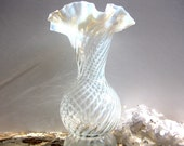 Fenton Vase Vintage from AllieEtCie
