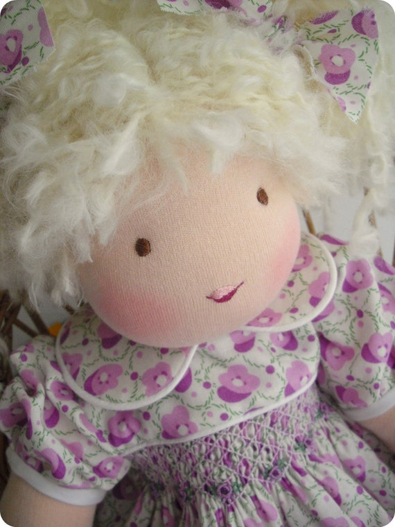 Custom Order for Lizzieliz227...18 Inch Dress-Up Doll