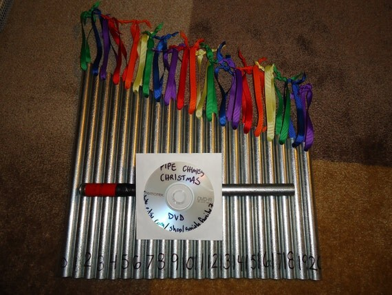 Pipe Chimes, Free Pipe Chime Christmas Music DVD