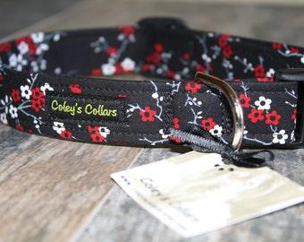 "Dog Collar ""Bella's Garden"""