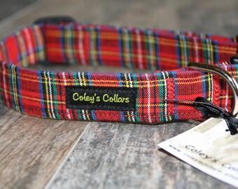 """Dog Collar """"The Tartan"""""""