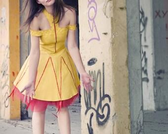 Sun Leather Dress