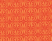 Lichen in Bloom (Orange) from the Terrain Collection, by Moda, 1 yard