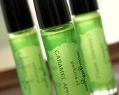 Caramel Apple- Perfume Oil- Last 2 in prior packaging