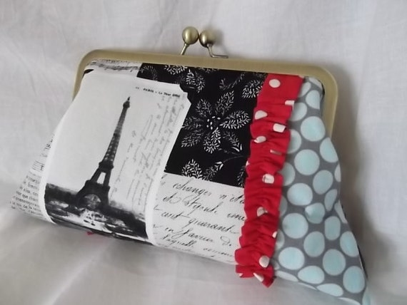French vacation clutch