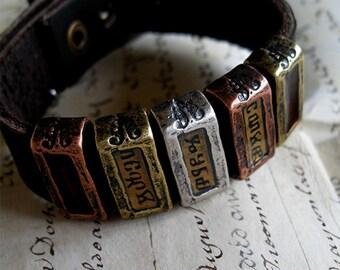 Ancient Text - Wrist strap