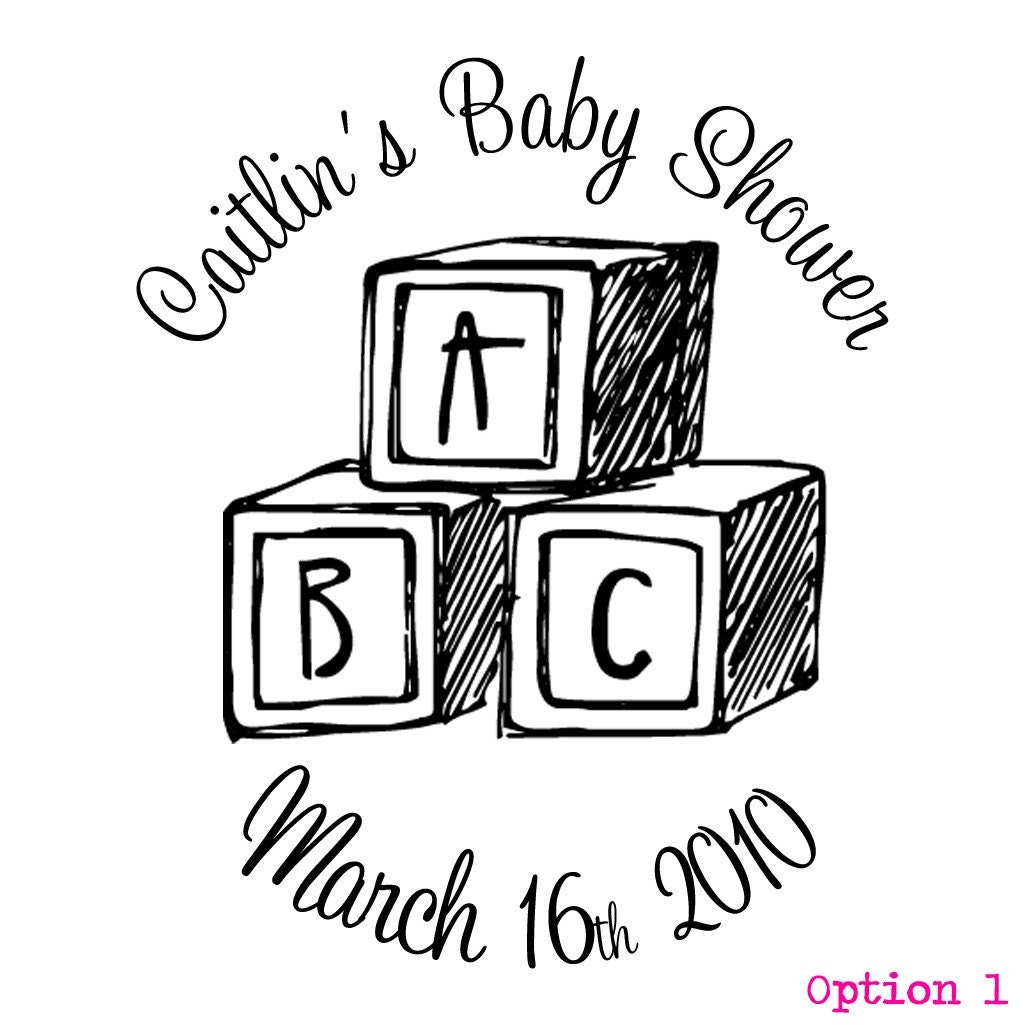 baby blocks coloring pages - photo #15