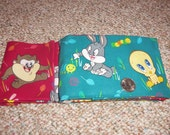 SALE Baby Looney Tunes 7 fat quarter bundle premium cotton quilting fabric by Creative Cuts