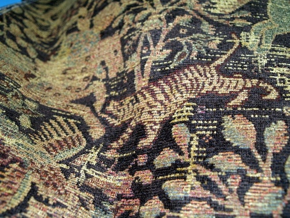 Bohemian remnant  fabric for upholstery chair covers