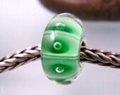 Green Eyes Bracelet bead / Troll european style