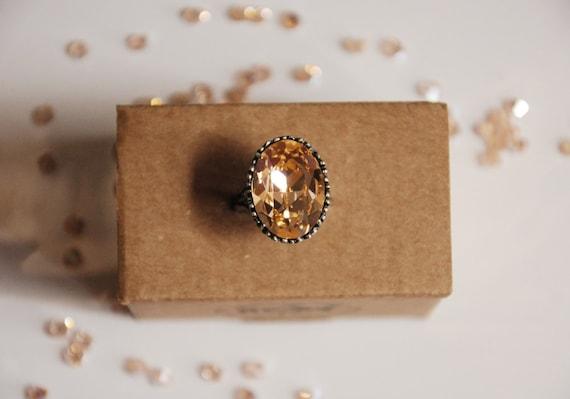 Light Peach ring