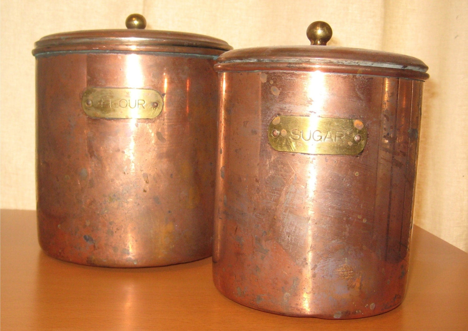 vintage canisters for kitchen vintage kitchen canisters authentic 9689