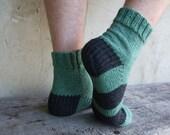 Football Knitted Men's Socks  EU - 42/43  US-9/9,5/10