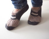 Easy step Women's socks - slippers MADE TO ORDER
