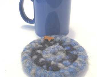 Mug Rug, several colors available, or special order