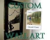 Custom-Wall Art