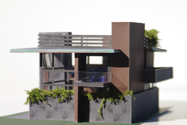Architectural Model Kits By Sdarchitect On Etsy