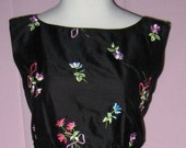 Vintage 70s Lilly Pulitzer Dress, Size S