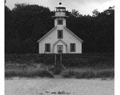 Grand Traverse Bay Lighthouse 8x10