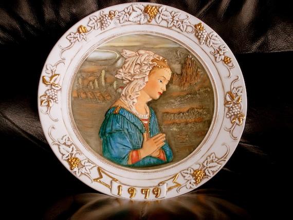 1979 Ceramica Excelsis Adoration by Lippi