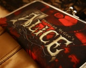American McGee's Alice Clasp Wallet with Cheshire Cat