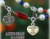 American Maiden - A Charming Bracelet Made in USA
