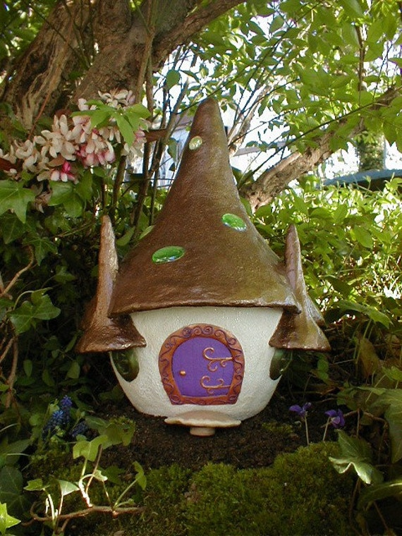 Garden Fairy House Black Forest