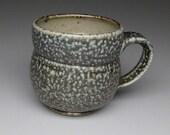 Brown Mug - Woodfired and Saltfired Stoneware