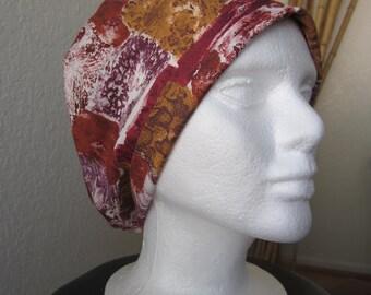 Mediterranean Sun - Tie-back Surgical Scrub Hat