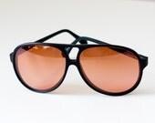 1980s SERENGETI sunglasses - authentic unisex aviators