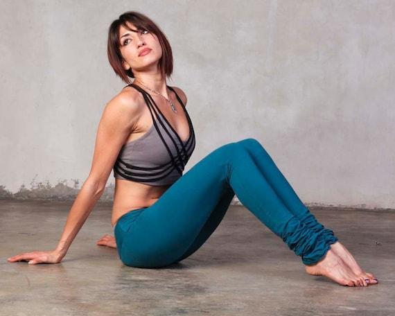 Tall Girl Leggings Yoga Leggings Extra Long Leggings by eleven44