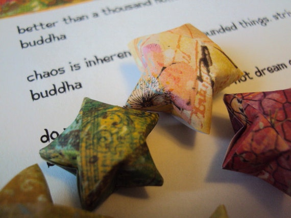Path to Enlightenment Little Bag of Wishing Stars