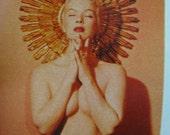 Vintage 1957 Nugget Men's Adult Magazine Julie Newmar Las Vegas retro 50's sexy Girls classic 1950's Cartoons Blonde Pin Up Girl