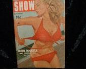 SHOW pocket Magazine November 1952 Issue.